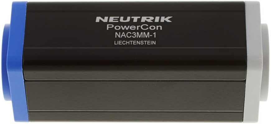 Neutrik NAC3 MM-1