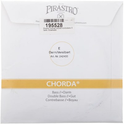 Pirastro Chorda E Double Bass 4/4-3/4