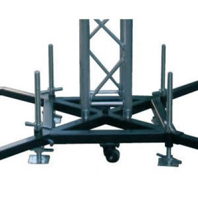 Global Truss F34BS Outrigger Base NewStyle