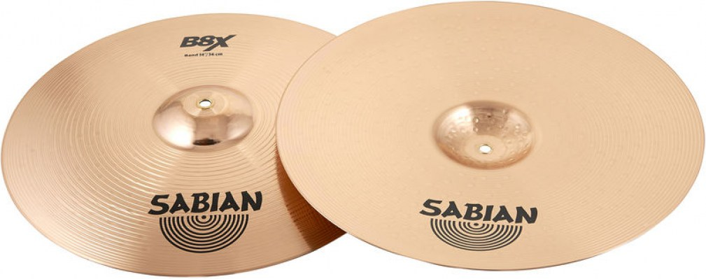 "Sabian 14"" B8X Band"