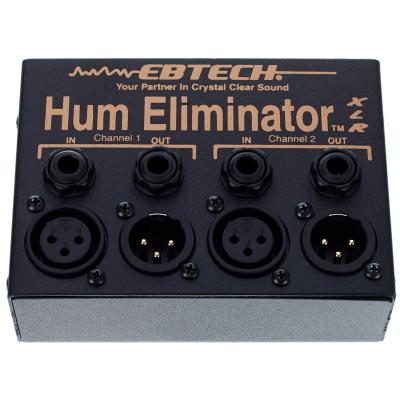 Morley Ebtech Hum Eliminator 2 XLR